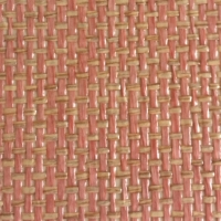 WOVEN #4112 CORAL (ADD 20%)