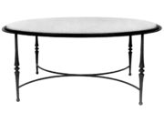 101154 – STEEL COCKTAIL TABLE