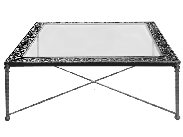 101160 – STEEL COCKTAIL TABLE