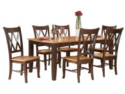 002 Dining Table-Wood New