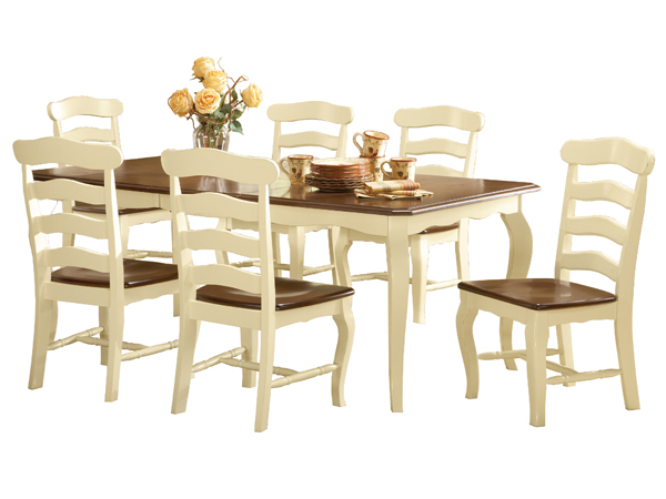 018- Wood Dining Table