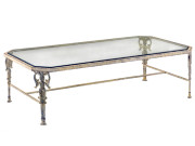 100012 – STEEL COCKTAIL TABLE