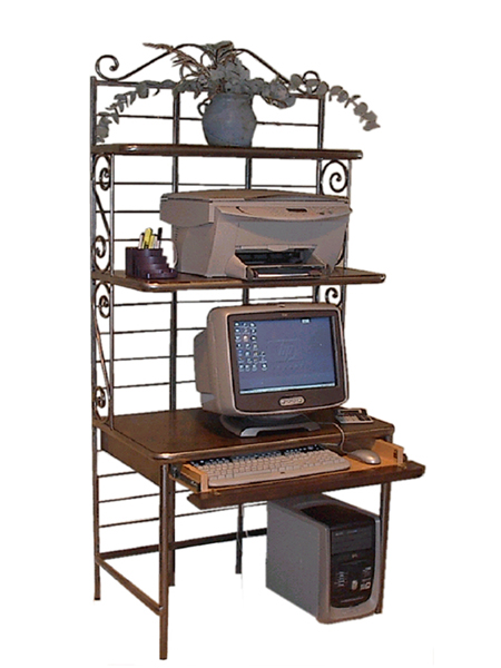 100028 COMPUTER STAND