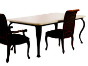 100038 DRA DINING TABLE