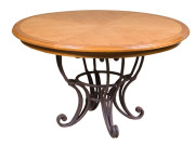 200-129 DRC ROUND PEDESTAL DINING TABLE (FORMERLY 101129-DRC)