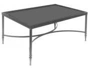 101156 – STEEL COCKTAIL TABLE