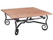 101168 – STEEL COCKTAIL TABLE