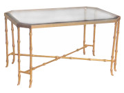 300-219 (FORMERLY 101219) BAMBOO RECTANGLE COCKTAIL TABLE