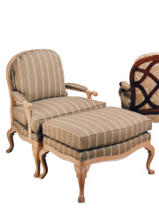 42441 – Occasional Chair & Ottoman
