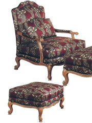 42443 – Occasional Chair & Ottoman