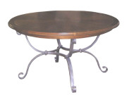 200-128 DRC (FORMERLY 101128) – DINING TABLE
