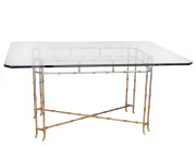 200-224 DRA (FORMERLY 101224) BAMBOO – DINING TABLE
