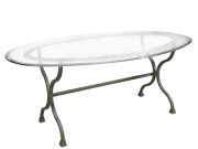 101235-OVAL – DINING TABLE
