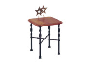 18100 – LAMP-TABLES NO DRAWER
