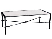 29000 – STEEL COCKTAIL TABLE