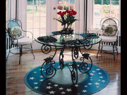 200-401 (FORMERLY 40100) DRC ROUND DINING TABLE