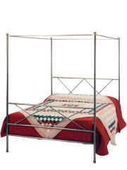 810 – METAL BED