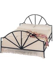 823 – METAL BED