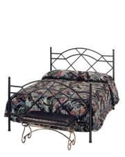 827 – METAL BED