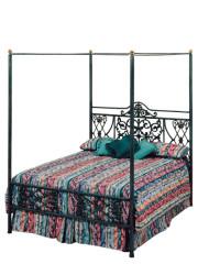 849 – METAL BED