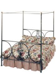 857 – METAL BED
