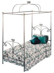861 – METAL BED