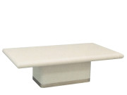FW-5  BULLNOSE COCKTAIL TABLE