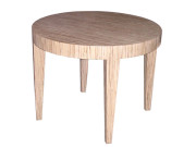 FW-70  ROUND END TABLE