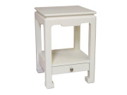 FW-86 TRADITIONAL CHOW FOOT END TABLE