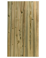 RECLAIMED OLD GROWTH RIVER WOOD HEART OF PINE