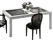 SERIES A – DINING TABLE