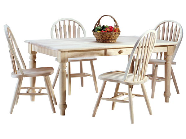 010 Dining table/006 Chair