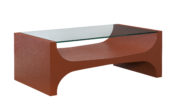 FW-107   I BEAM COCKTAIL TABLE